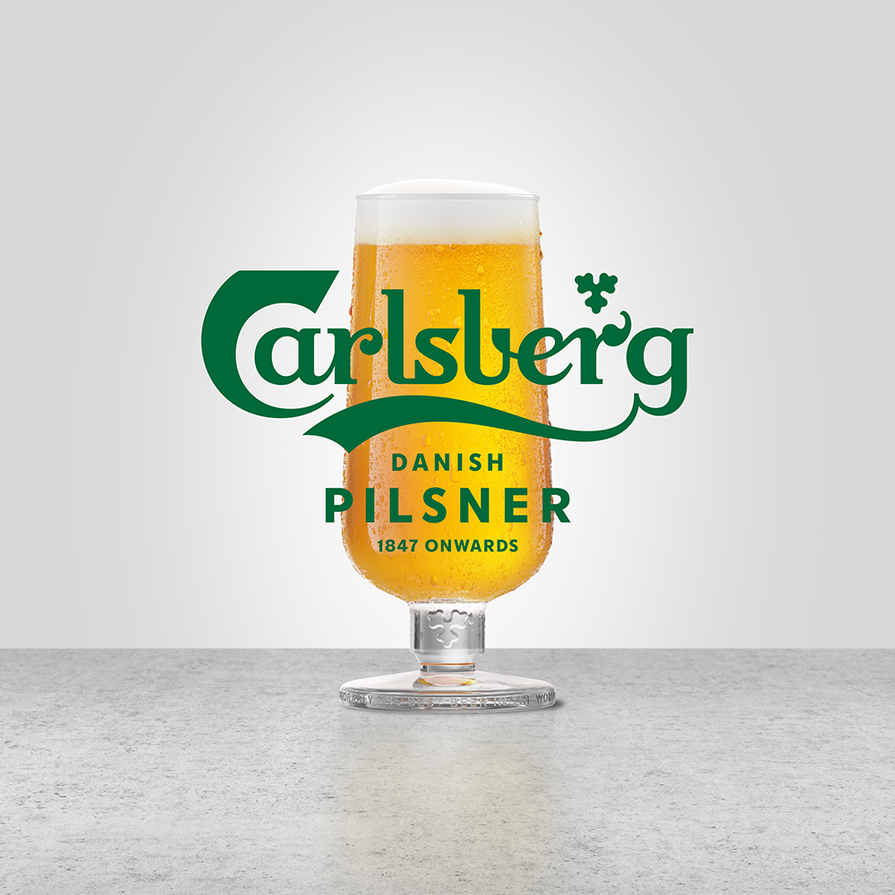 Probably The Best Beer In The World - Carlsberg