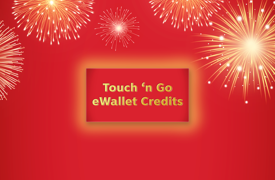 GET RM88 Touch 'n Go E-Wallet Credits