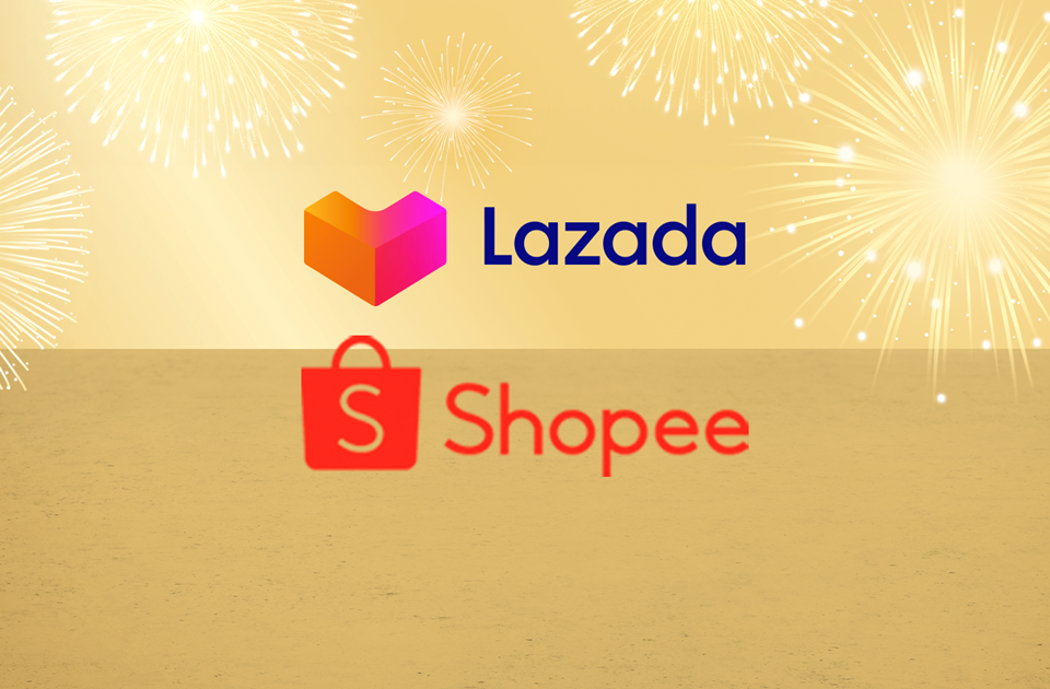Lazada and Shopee Promo